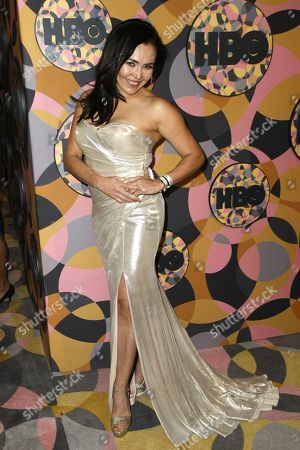 Stock Image of Sandra Santiago