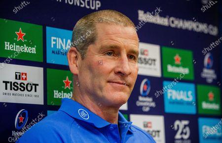 Senior coach Stuart Lancaster