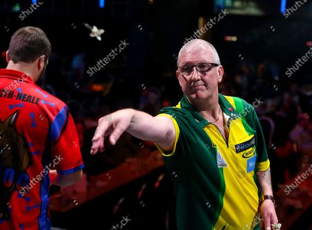 Editorial picture of Darts, BDO , World Professional Championships - 06 Jan 2020