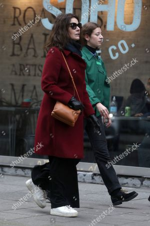 Editorial photo of Nigella Lawson out and about, London, UK - 06 Jan 2020