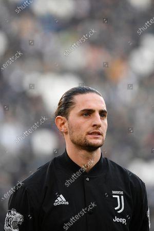 Adrien Rabiot of Juventus FC