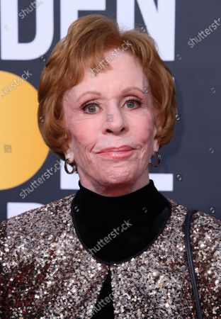 Stock Image of Carol Burnett