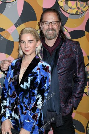 Editorial image of HBO Golden Globes After Party, Arrivals, Los Angeles, USA - 05 Jan 2020