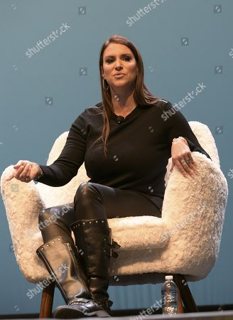 Stephanie McMahon-Levesque speaking at The Hidden Diversity Dividend