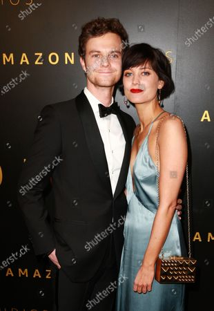 Jack Quaid and Lizzy McGroder