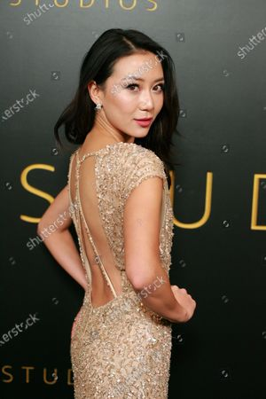 Stock Picture of Angela Zhou