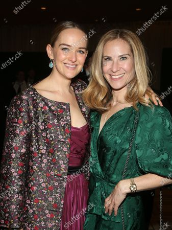 Stock Image of Jess Weixler and guest