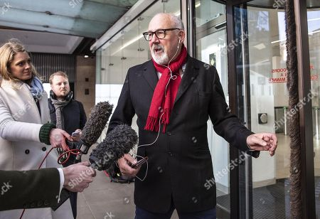 Jon Trickett, Shadow Minister for the Cabinet Office, arriving at the Labour National Executive Committee (NEC) strategic meeting at the Labour Party HQ to decide on the leadership contest dates