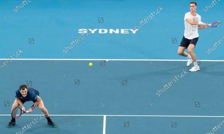 Editorial picture of ATP Cup tennis tournament, Sydney, Australia - 07 Jan 2020