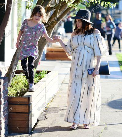 Everly Tatum and Jenna Dewan