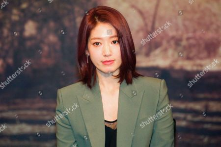 Editorial picture of 'Humanimal' film press conference, Seoul, South Korea - 06 Jan 2020