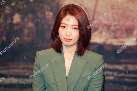 Editorial photo of 'Humanimal' film press conference, Seoul, South Korea - 06 Jan 2020