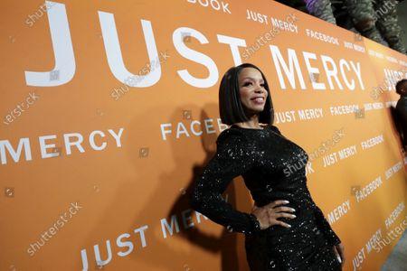 Editorial image of Warner Bros. Pictures presents JUST MERCY Los Angeles Community Screening, Los Angeles, USA - 06 Jan 2020