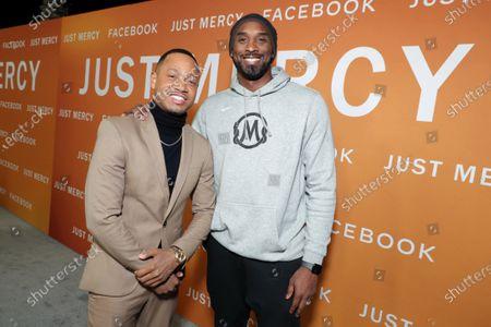 Terrence J, Kobe Bryant