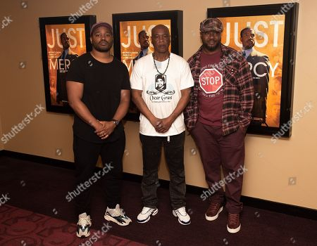 Editorial image of 'Just Mercy' special screening, Metreon Theater, San Francisco, USA - 06 Jan 2020