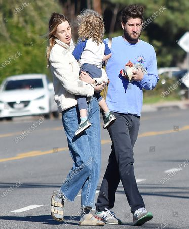 Editorial picture of Whitney Port out and about, Los Angeles, USA - 06 Jan 2020
