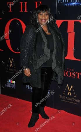 Editorial photo of 'The Host' film premiere, The May Fair Hotel, London, UK - 06 Jan 2020