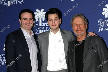 Matt Ratner, Ben Schwartz, and Billy Crystal