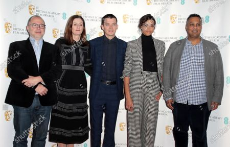 Editorial picture of EE BAFTA Nominations Announcement photocall, Piccadilly, London, UK - 07 Jan 2020