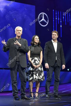 James Cameron, Ola Kallenius