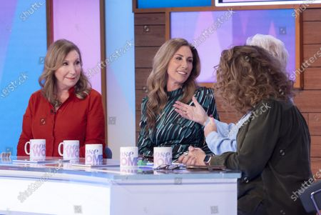 Kay Mellor, Gaynor Faye, Denise Welch and Nadia Sawalha