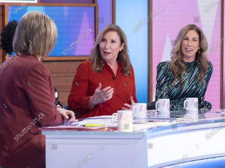 Editorial picture of 'Loose Women' TV show, London, UK - 07 Jan 2020