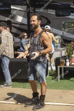 Stock Picture of Chris Diamantopoulos as Russ Hanneman