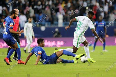 Editorial image of AL-Ahly vs Al-Hilal, Riyadh, Saudi Arabia - 07 Jan 2020