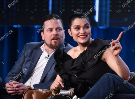 Michael Mosley and Eve Harlow