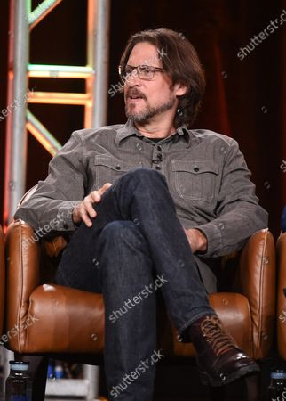 Stock Picture of David Ayer