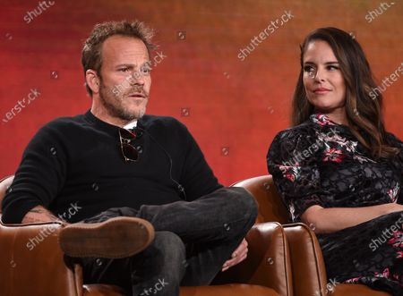 Stephen Dorff and Yara Martinez