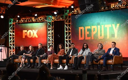 Stephen Dorff, Yara Martinez, Brian Van Holt, Bex Taylor-Klaus, Danielle Mone Truitt, Shane Paul McGhie, Kimberly Ann Harrison, David Ayer and Chris Long