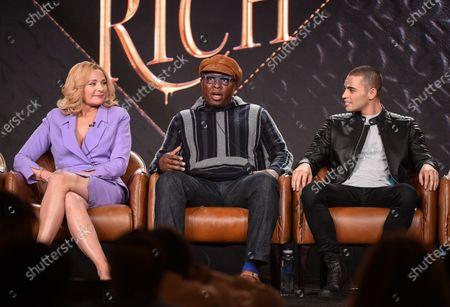 Editorial photo of Fox TCA Winter Press Tour, Panels, Los Angeles, USA - 07 Jan 2020