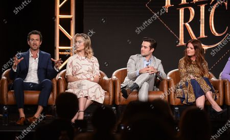 Editorial image of Fox TCA Winter Press Tour, Panels, Los Angeles, USA - 07 Jan 2020