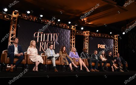 Editorial photo of Fox TCA Winter Press Tour, Panels, Los Angeles, USA - 07 Jan 2020