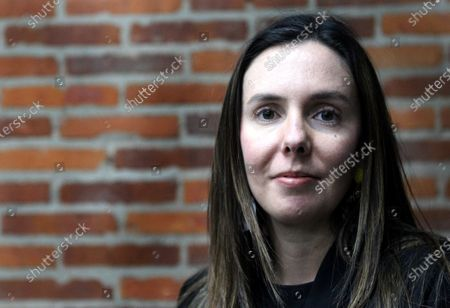 Elisa Trotta, Representative of the Venezuelan opposition leader Juan Guaido in Argentina, poses for a photo during an interview, in Buenos Aires, Argentina, 07 January 2020. The Argentine Government of Alberto Fernandez ended the 'special mission' of Elisa Trotta, a diplomat appointed by Juan Guaido. Former Argentinian President Mauricio Macri had recognized Trotta as the main representative of the Venezuela in Argentina.