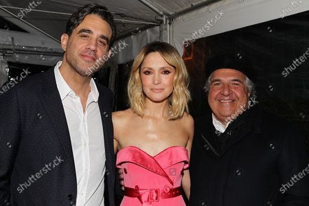 Bobby Cannavale, Rose Byrne, Jim Gianopulos