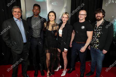Editorial image of Twentieth Century Fox's UNDERWATER Special Fan Screening, Los Angeles, USA - 07 Jan 2020