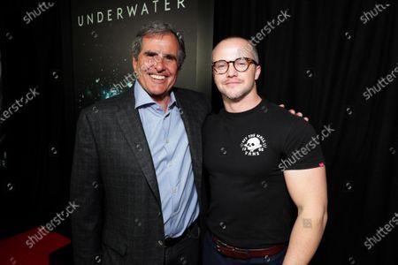 Editorial picture of Twentieth Century Fox's UNDERWATER Special Fan Screening, Los Angeles, USA - 07 Jan 2020