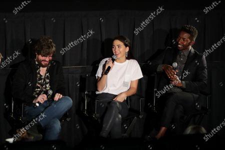 John Gallagher Jr., Jessica Henwick, Mamoudou Athie