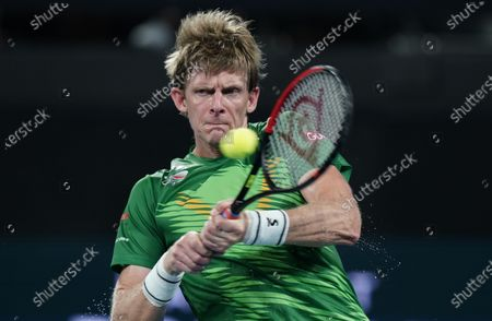 Editorial picture of ATP Cup tennis tournament, Brisbane, Australia - 08 Jan 2020