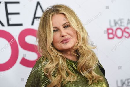 """Jennifer Coolidge attends the world premiere of """"Like a Boss"""" at the SVA Theatre, in New York"""