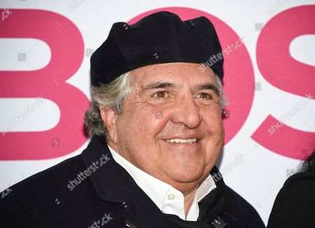 """Paramount Pictures chairman and CEO Jim Gianopulos attends the world premiere of """"Like a Boss"""" at the SVA Theatre, in New York"""