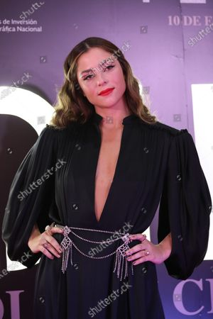 Editorial image of Premiere of the movie Perdida, in Mexico City - 07 Jan 2020