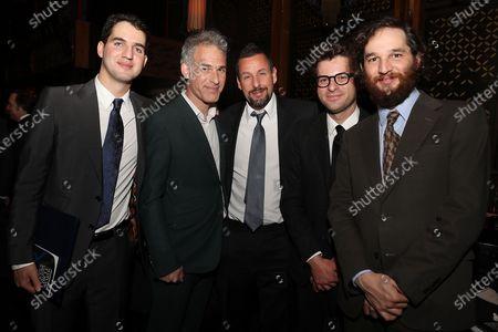 Editorial photo of The New York Film Critics Awards Gala - Inside, USA - 07 Jan 2020