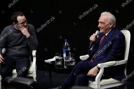 Ari Aster and Martin Scorsese