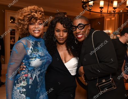Editorial image of Fox TCA Winter Press Tour All-Star party, Inside, Los Angeles, USA - 07 Jan 2020