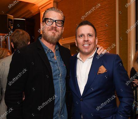 Brian Van Holt and Chris Long
