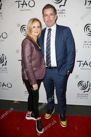 Editorial image of The New York Film Critics Circle 2019 - Red Carpet Arrivals, New York, USA - 07 Jan 2020
