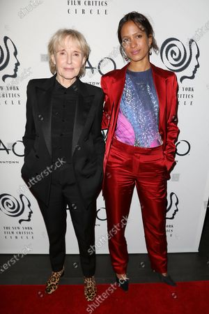 Claire Denis and Mati Diop
